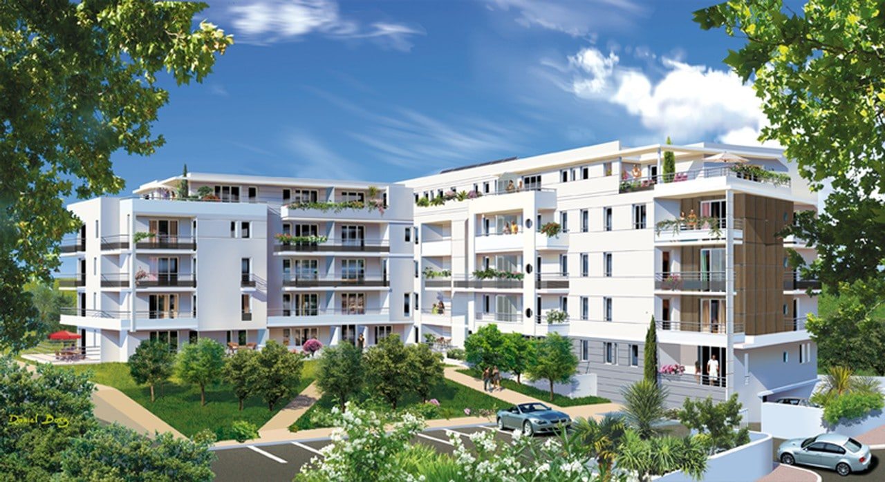 Programme immobilier neuf Montpellier :  C'est LA solution pour acheter à un bon prix dans la région